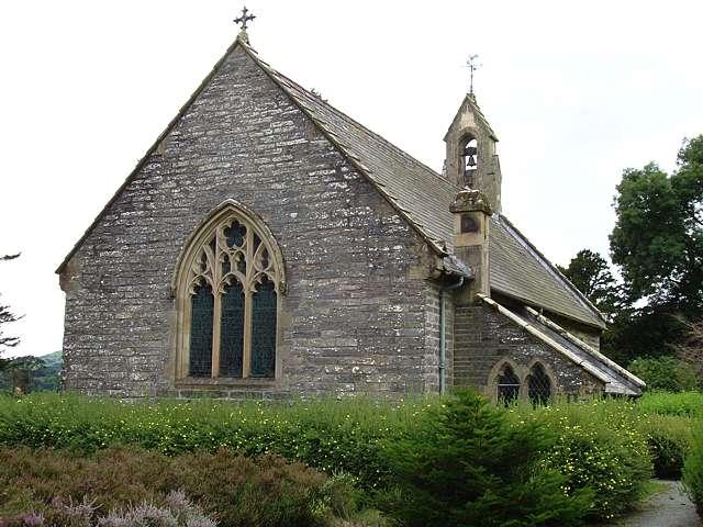 Llangar Church & Rug Chapel